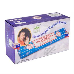 Incense Satya Nag Champa Agarbatti classical sticks -- 15 g